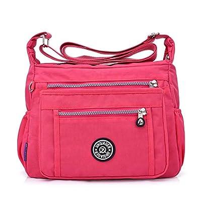 JINQIAOER Nylon Women Messenger Bags Designer Handbags ...