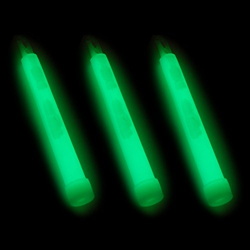 3 Pack Emergency Halloween Safety Survival Glow Sticks