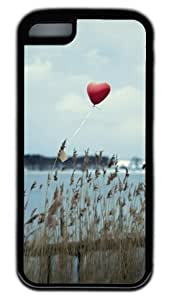 CSKFULake of Heaven Nature Scenery DIY Hard Shell Transparent iphone 6 4.7 inch iphone 6 4.7 inch Case Perfect By Custom Service
