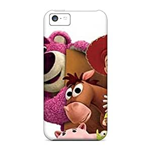 Rosesea Custom Personalized Iphone 5c Cases Slim [ultra Fit] Toy Story 3 Protective Cases Covers