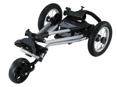 Stowamatic CONTINENTAL Aluminum 3 Wheel Golf Cart by Stowmatic