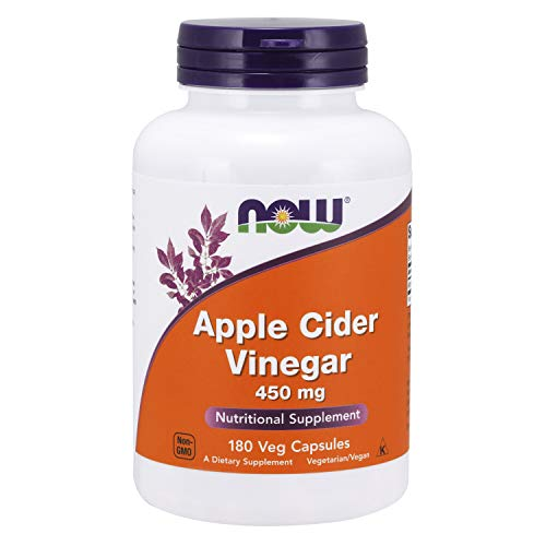 NOW Supplements Apple Cider Vinegar
