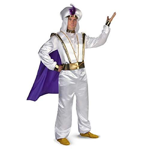 Aladdin Costume Adult Size: 42-46 -
