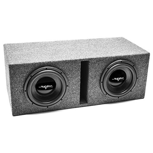 Subwoofer Series Box Dual - Skar Audio IX10D4-2X10VENTED Dual 10