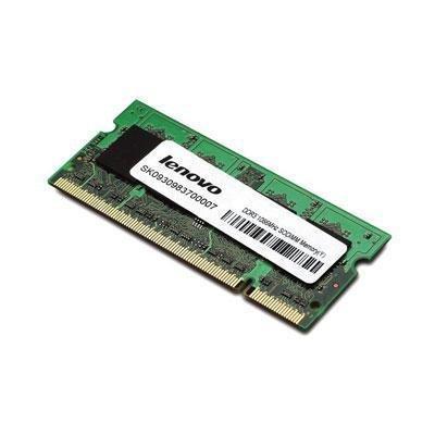 (Lenovo 55Y3710 RAM Module - 2 GB - DDR3 SDRAM - 1333MHz DDR3-1333/PC3-10600 - 204-pin SoDIMM)