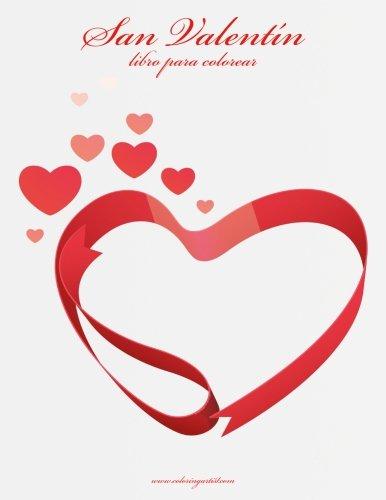 San Valentín Libro Para Colorear: Nick Snels: Amazon.com.mx: Libros