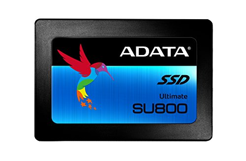 ADATA SU800 512GB 3D-NAND 2.5 Inch SATA III High Speed Read & Write up to 560MB/s & 520MB/s Solid State Drive (ASU800SS-512GT-C) by ADATA
