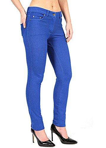 Bleu Femme Jegging Jeans Marine Missmister TqtPwxnvn