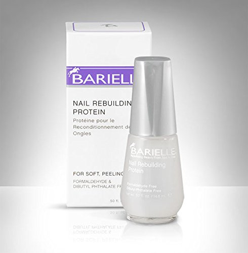 Barielle Nail Rebuilding Protein, 0.5-Ounces (Protein Nail)