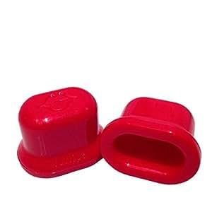 Fullips Lip Plumping Enhancer - Medium Oval (Plus Large Round Bonus & Extra Gift!!!)