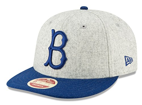 Brooklyn Dodgers New Era 9FIFTY MLB Cooperstown