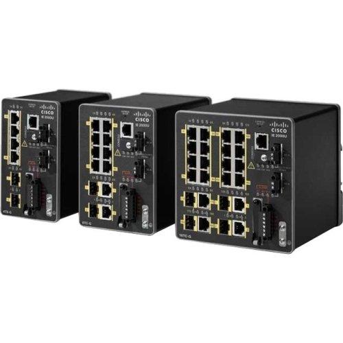 Ie 2000u 8 X 10/1002 T/sfp Fd by Cisco Systems