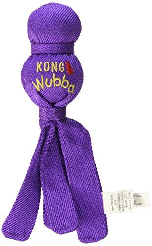 KONG Wubba Dog Toy, Small, Colors Vary