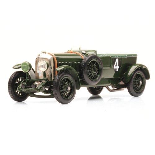 1/43 ベントレー スピードシックス 1930年ル・マン24時間優勝 #4 ドライバー:W.バルナト/Q.キッズトン LM1930