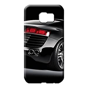samsung galaxy s6 edge Heavy-duty Customized Hot New phone back shell Aston martin Luxury car logo super