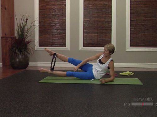 (TheGymbox Beginner Pilates: Week of 01/21/2013)