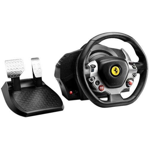 TX Racing Wheel Ferrari 458 Italia Edition [並行輸入品] B07M81YHCQ