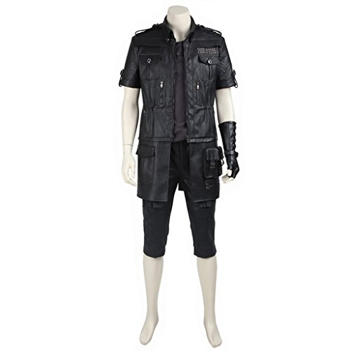 CosplayDiy Men's Outfit for Final Fantasy XV Noctis Lucis Caelum Cosplay CM Photo #5