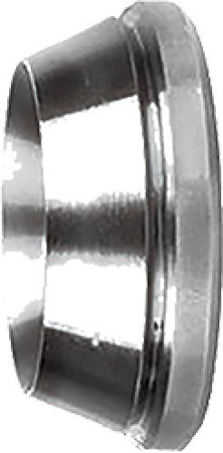Easton Flat Vari Weight Base Stainless, Silver, 2 oz (Vari Weight)
