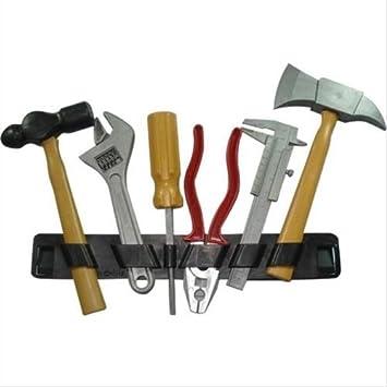 1Set(6pcs) Children Kids Boy Building Tool Kits DIY Construction Toy Funny Gifts