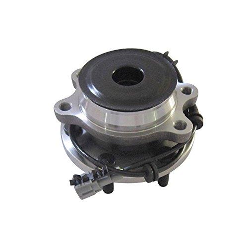 Nissan Frontier Wheel Bearing - 3