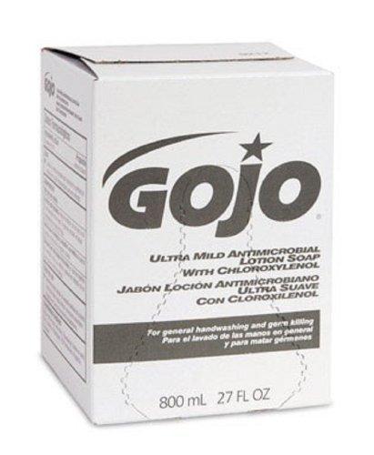 Dermapro Lotion - Gojo Ultra Mild Antimicrobial Hand Soap Lotion Refill, 800ML GOJ921212 by Dermapro
