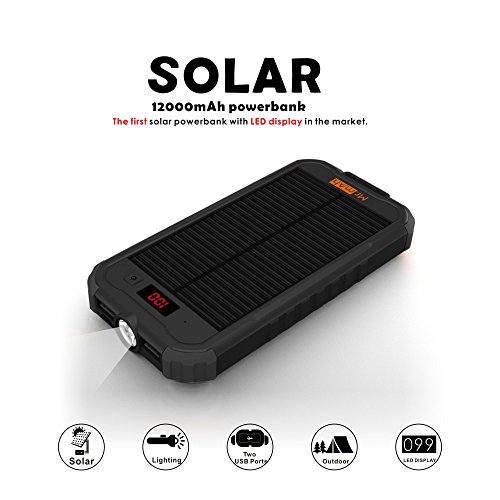 Best Solar Charger For Hiking - 7