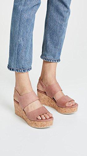 Coclico Shoes Sandali Con Plateau Vitali Color Rosa