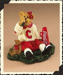 Boyds Bears collectibles Coke Dinah...Give Me A