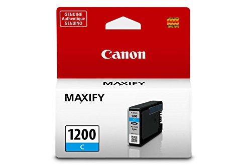 Canon 9232B001 PGI-1200 Ink Cartridge - Cyan - Inkjet - Standard Yield - 300 Page - 1 / Pack