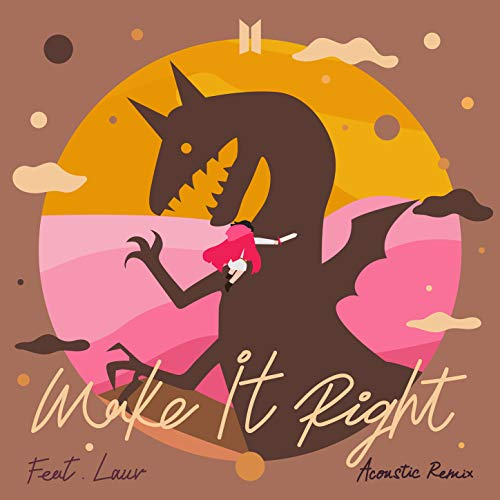 Make It Right (feat. Lauv) [Acou...