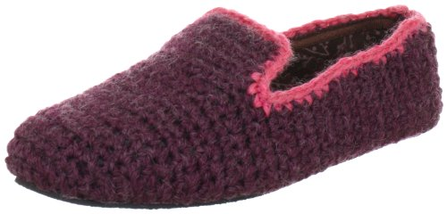 tr 6816 Brown 123 rouge h5 Femme Ruby Chaussons Rouge YTwYq5