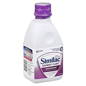 Similac Alimentum Ex Care Size 32flo Similac Expert Care Alimentum Formula Ready To Feed 32 Fl Oz. Bottle
