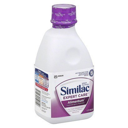 Ross Nutritionals Similac Alimentum Ex Care Size 32flo Si...