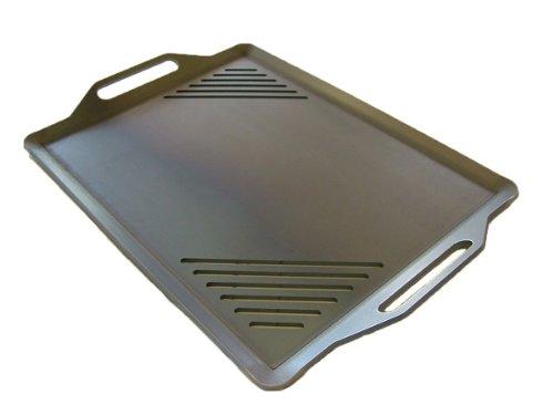 極厚バーベキュー鉄板(炭火焼き) t6.0mm 550mm x 350mm B00HP1WZXC
