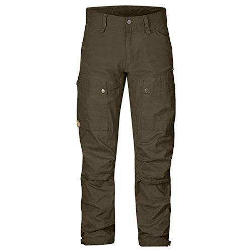 Fjallraven - Men's Keb Trousers Regular, Khaki, 46