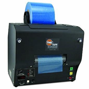 START International TDA150-M-2EU Dispensador de Cinta para Trabajos Pesados Eléctrico con Memoria