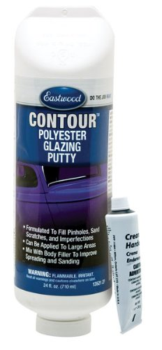Putty Glazing (Eastwood Before Painting Contour Glazing Putty 24 oz Tube)