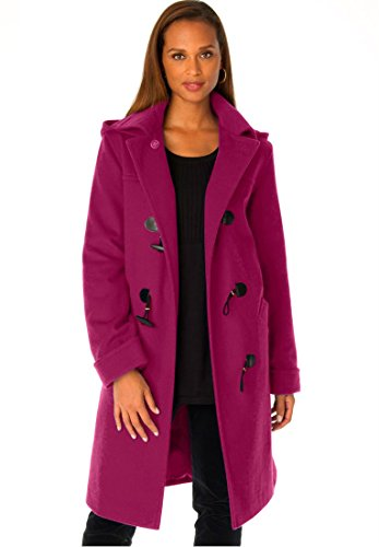 Jessica Hooded Coat - 4