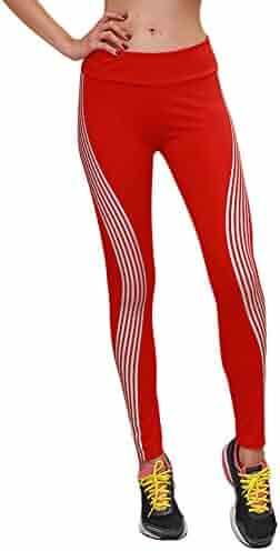 Thin Yoga Pants ✿ Best Yoga Pants Yoga Pants for Women Girl Yoga Pants Solid Yoga Fitness Leggings Gym high Waisted