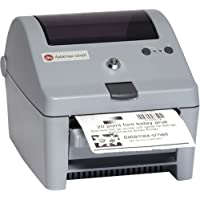Datamax-ONeil WCB-00-0J000000 Workstation W1110 DT Printer, 300 DPI, 4 IPS, 32 MB Flash, 32 MB RAM, USB/LAN, PCL5E Print Language, US Power Cord, 1 and 1.5 Media Hanger, 4 Size