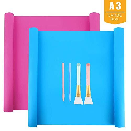 6 Pieces Silicone Crafts