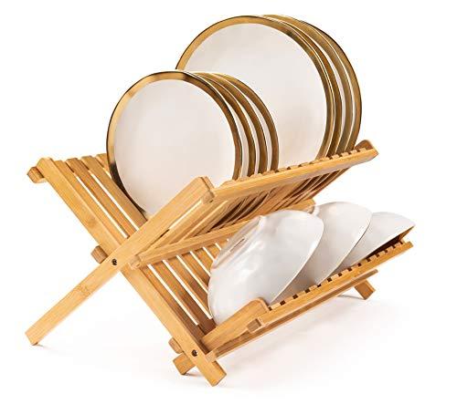 Bellemain Folding Bamboo Dish