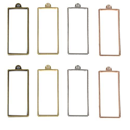 Marco De Dijes Para Resina rectangular Pack 20 Unidades