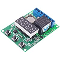 SMAKN® DC 12V Multifunctional Timer Voltage Detection Digital Delay Relay Switch Module