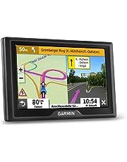 Garmin 010-02036-10 Drive 52 Eu Navigatie Europakaarten, 5 Inch Display, Zwart