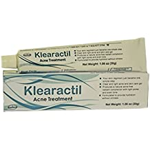 Klearactil - Powerful yet Gentle, ONE-STEP Acne Treatment for Acne, Pimples, Blemish, Blackheads, Skin Tone and Discolorations, Pores and Smoothness