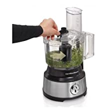 This FOOD BLENDER PROCESSOR Great Processor Powerful Versatile Mixers Juicer Blenders Best Processors Hamilton Beach Smoothie Maker Fruit Mixer Chop Whip Grind Grate Blend Makes A Great Gift For Her