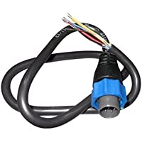 NAVICO Lowrance Adapter Cable 7 pin blue to bare wires / 000-10046-001 /
