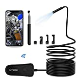 LETSCOM Wireless Endoscope 2.0 MP HD Inspection